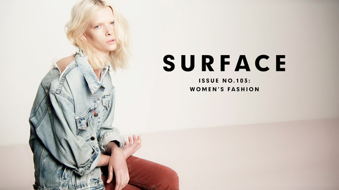 SURFACE MAGAZINE -