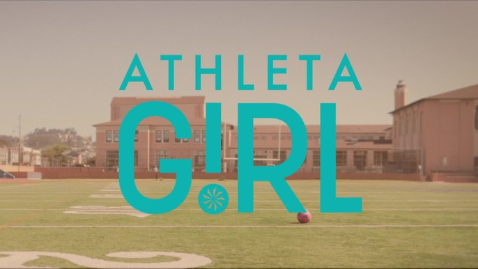 Athleta Girl -